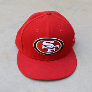 San Francisco 49ers New Era 59Fifty Fitted Hat